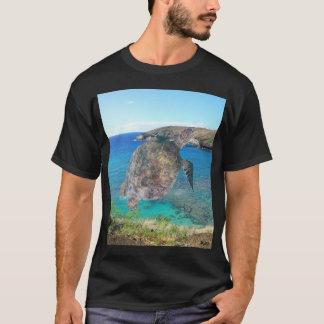 ハワイのカメ Tシャツ