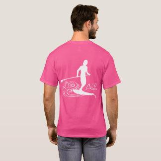 ハワイのサーフィン Tシャツ