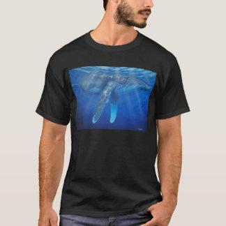 ハワイのザトウクジラのTシャツ Tシャツ
