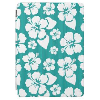 ハワイのハイビスカスの花模様 iPad AIR カバー