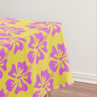 ハワイのハイビスカスの花花パターンテーブルクロス テーブルクロス