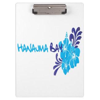 ハワイのハイビスカスの花 クリップボード