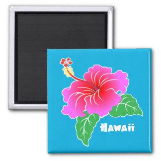 ハワイのハイビスカス マグネット