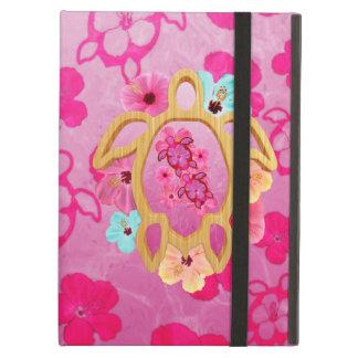 ハワイのピンクのHonu iPad Airケース