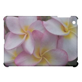 ハワイのプルメリアのiPadカバー iPad Mini カバー
