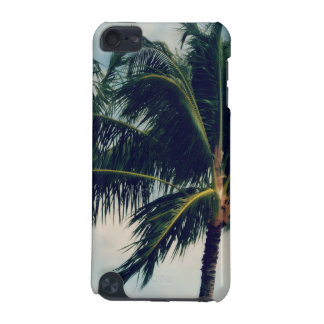 ハワイのヤシの木 iPod TOUCH 5G ケース