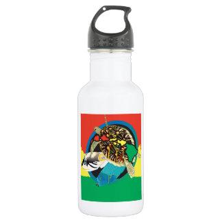 ハワイのレゲエの島 ウォーターボトル