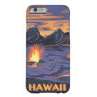 ハワイのヴィンテージ旅行休暇ポスター BARELY THERE iPhone 6 ケース