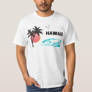 ハワイの家族休暇旅行Tシャツ Tシャツ