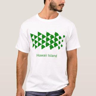 ハワイの島の変態のTシャツ Tシャツ