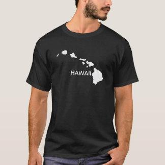 ハワイの島 Tシャツ