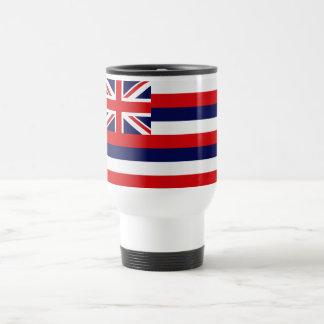 ハワイの州の旗 トラベルマグ