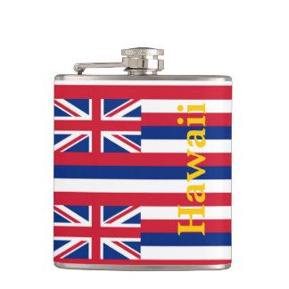 ハワイの州の旗 フラスク