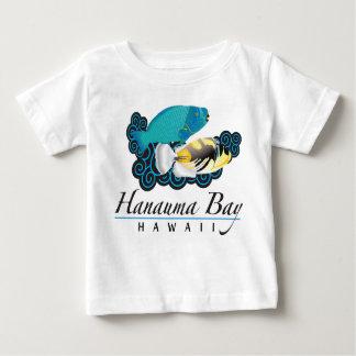 ハワイの州の魚- Humuhumunukunukuapua'a ベビーTシャツ