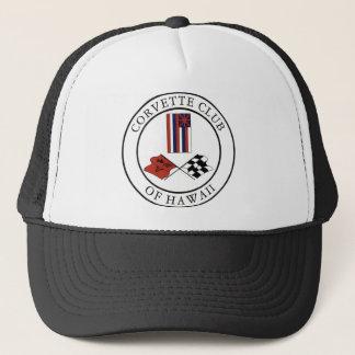 ハワイの帽子のコルベットクラブ キャップ