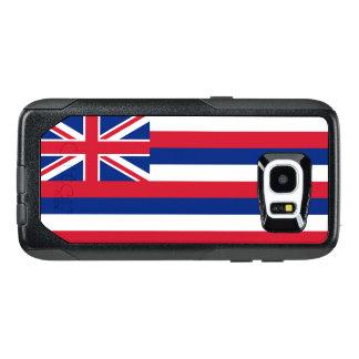 ハワイの旗のオッターボックスのSamsungの銀河系S7の端の場合 オッターボックスSamsung Galaxy S7 Edgeケース