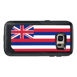 ハワイの旗のオッターボックスのSamsungの銀河系S7の箱 オッターボックスSamsung Galaxy S7ケース