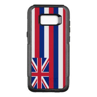 ハワイの旗のオッターボックスのSamsungの銀河系S8の箱 オッターボックスコミューターSamsung Galaxy S8+ ケース