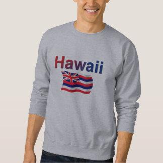 ハワイの旗 スウェットシャツ