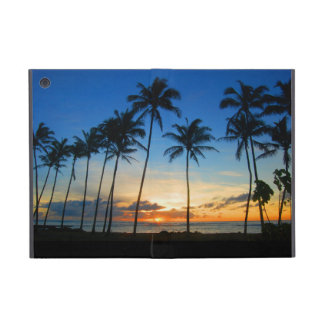 ハワイの日の出- Kapaa -カウアイ島-ハワイ iPad Mini ケース