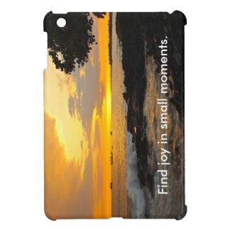 ハワイの日没 iPad MINIカバー