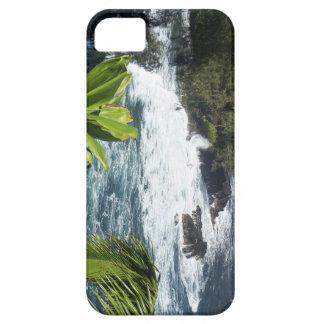 ハワイの楽園の少しビット iPhone SE/5/5s ケース
