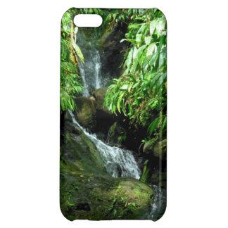 ハワイの滝 iPhone 5C CASE