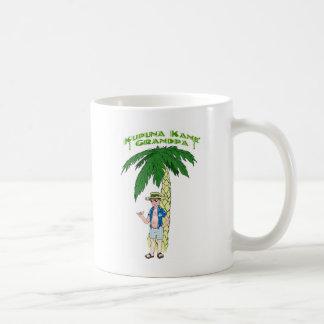 ハワイの祖父 コーヒーマグカップ