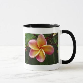 ハワイの花 マグカップ