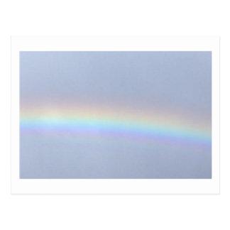 ハワイの虹の郵便はがき ポストカード