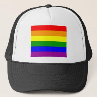 ハワイの虹 キャップ