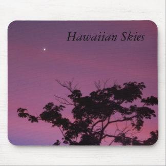 ハワイの非修飾日没 マウスパッド