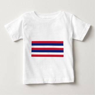 ハワイのKa Hae Hawaiʻiの旗 ベビーTシャツ