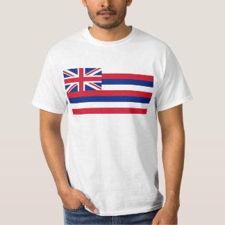ハワイのKa Hae Hawaiʻiの旗 Tシャツ