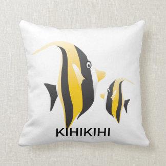 ハワイのMoorishの偶像の魚の枕 クッション
