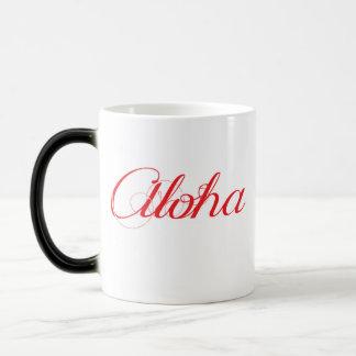 ハワイアロハ マジックマグカップ