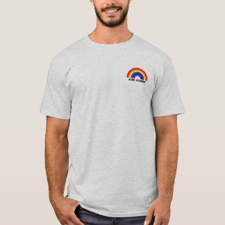 ハワイアンはティーを支配します Tシャツ