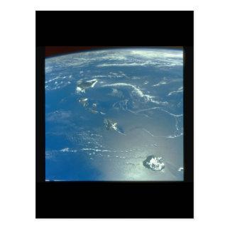 ハワイアンIslands_Space ポストカード