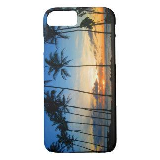 ハワイカウアイ島のiPhone 7の場合- Kapaaの日の出 iPhone 7ケース