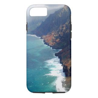 ハワイカウアイ島のiPhone 7の場合- Na Paliの海岸- Kalal iPhone 8/7ケース