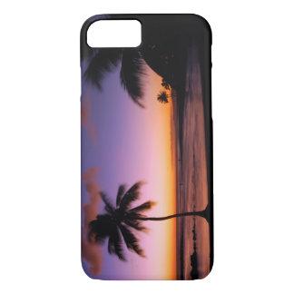 ハワイカウアイ島のiPhone 7の場合- Poipuのビーチ iPhone 8/7ケース