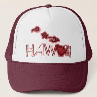 ハワイ諸島のハワイの帽子 キャップ