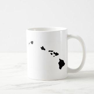 ハワイ諸島 コーヒーマグカップ