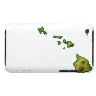 ハワイ2の地図 Case-Mate iPod TOUCH ケース