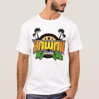 ハワイ-アロハ Tシャツ