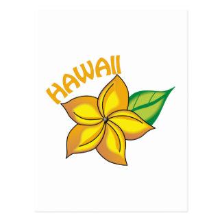 ハワイ ポストカード