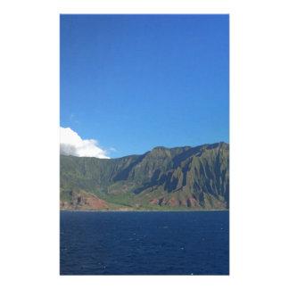 ハワイ 便箋