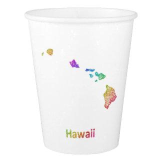 ハワイ 紙コップ