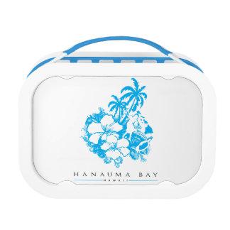 ハワイHanauma湾 ランチボックス