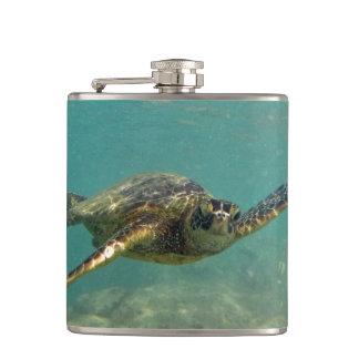 ハワイHonuのカメ フラスク